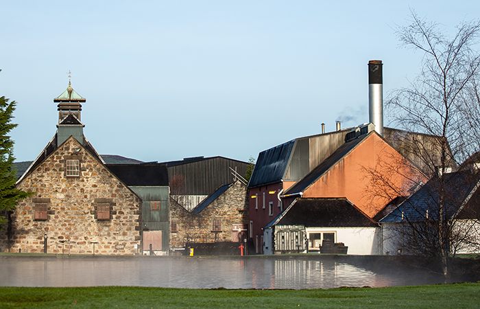 William Grant & Sons Distillery
