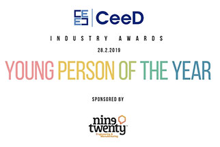 CeeD Awards Young Person of the Year Award