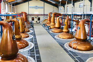 Whisky Pot Stills